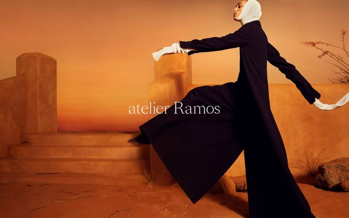 Screenshot of Home — Atelier Ramos