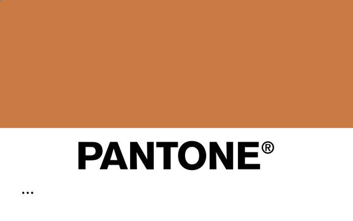 Screenshot of Color of the year 2019 — PANTONE 16-1546 Living Сoral TCX
