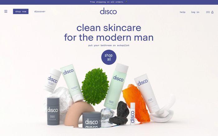 Screenshot of Disco – disco