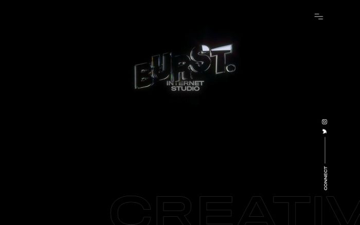 Screenshot of Burst Studio