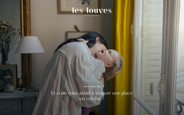 Screenshot of Les Louves