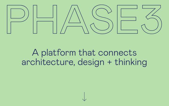 Screenshot of PHASE3