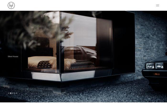 Screenshot of Hyde + Hyde Architects