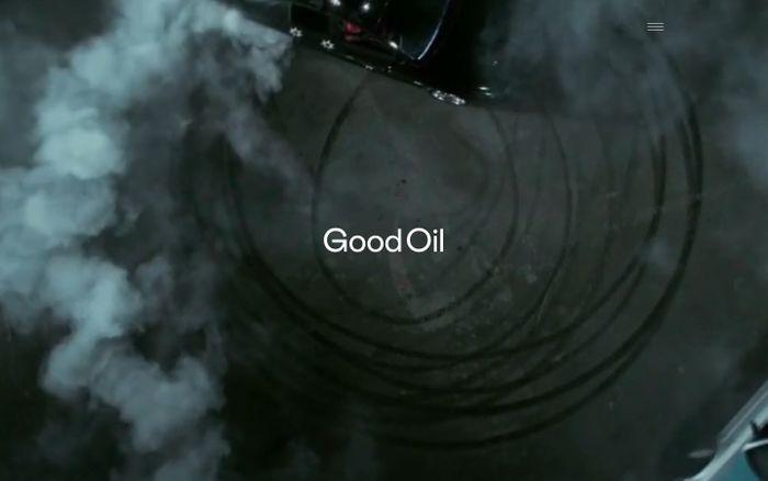Screenshot of Good Oil