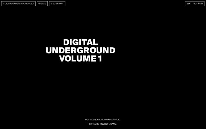 Screenshot of Digital Underground