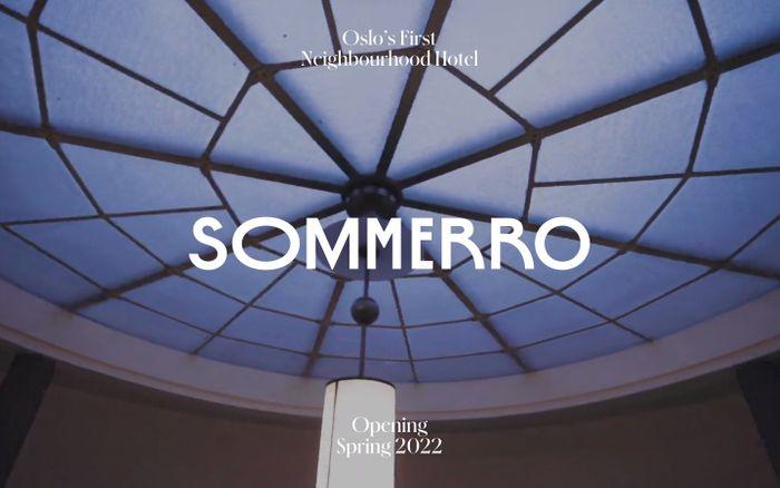 Screenshot of Sommerro | Welcome!
