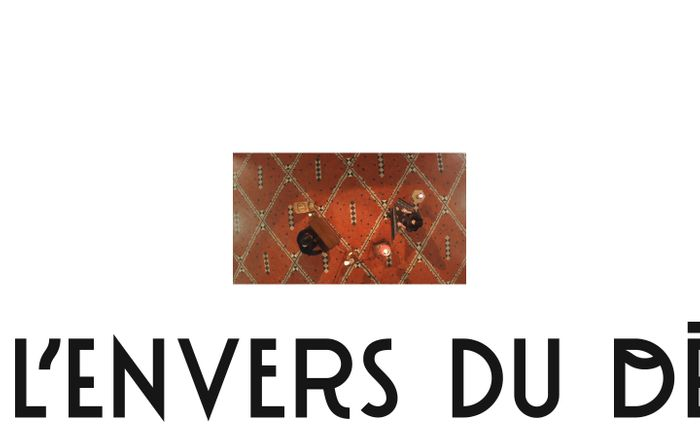 Screenshot of L'envers du décor 2021 website
