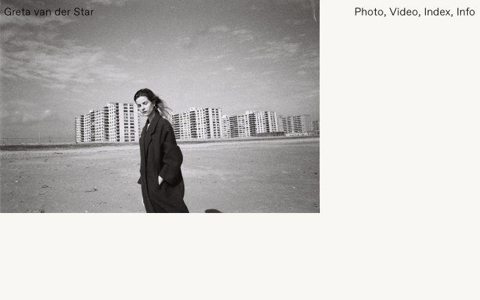 Screenshot of Greta Van Der Star - Photographer and filmmaker based in Auckland, New Zealand