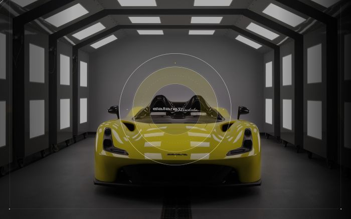 Screenshot of Dallara Stradale