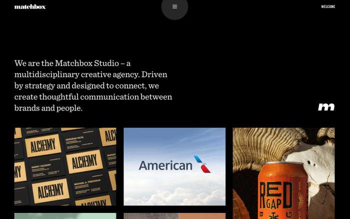 Screenshot of Matchbox Studio