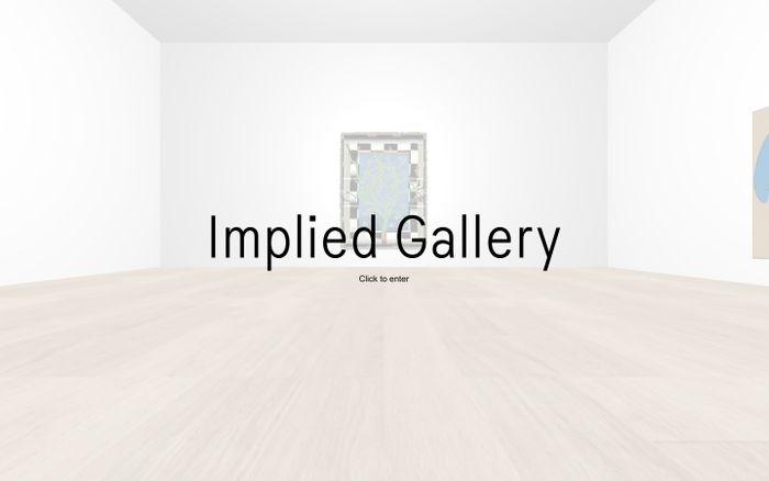 Screenshot of Implied Gallery