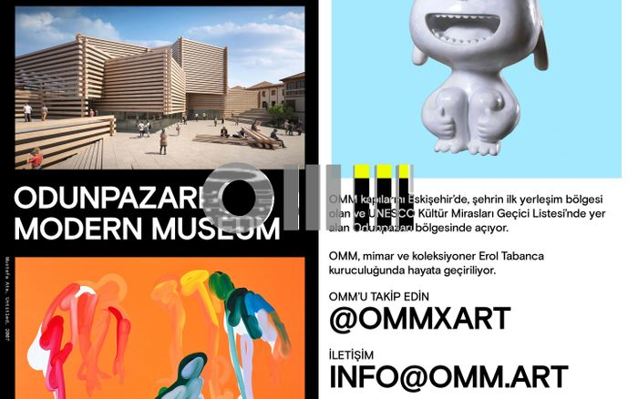 Screenshot of Odunpazarı Modern Museum