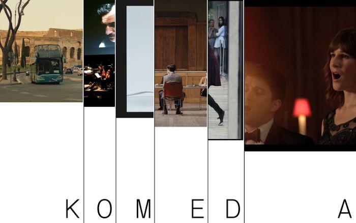 Screenshot of Komeda Films