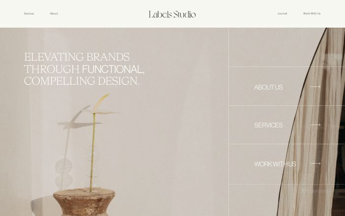Screenshot of Labels Studio website
