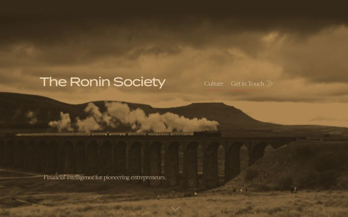 Screenshot of  The Ronin Society