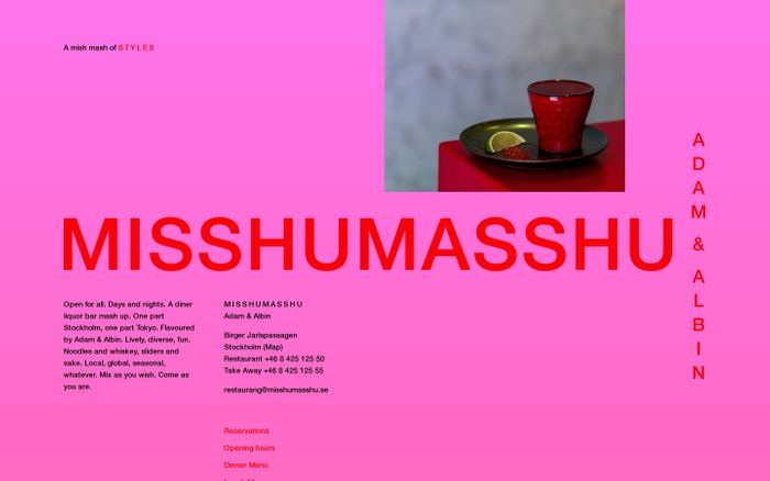 Screenshot of Misshumasshu