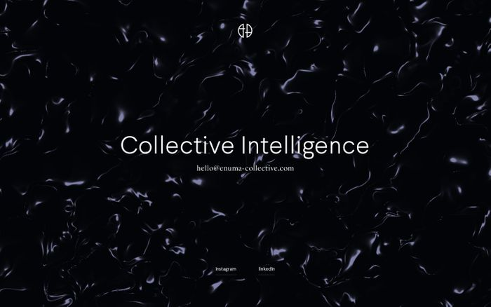 Screenshot of Enuma Collective - Collective Intelligence