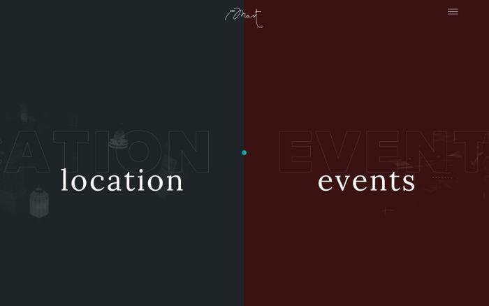 Screenshot of Der Mast | Teatro Brescia | Lo spazio per i tuoi eventi privati o aziendali website