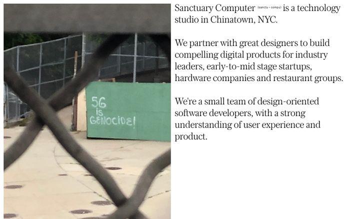 Screenshot of SANCTU COMPU - The Safest Place on Earth.