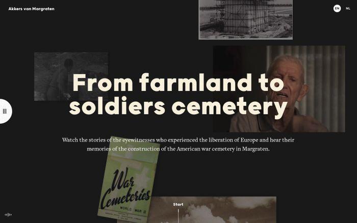 Screenshot of Akkers van Margraten