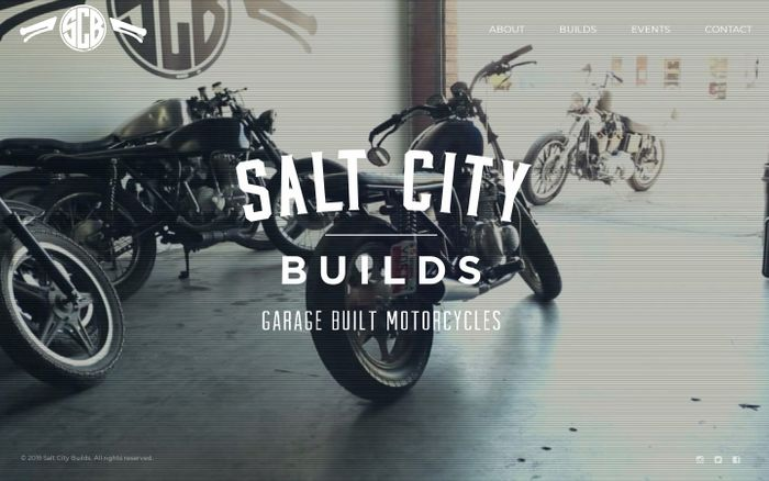 Screenshot of Salt City Builds :: Salt Lake City