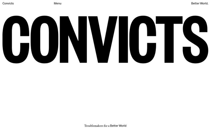 Screenshot of Convicts
