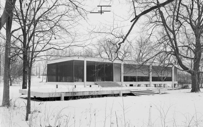 Screenshot of Farnsworth House