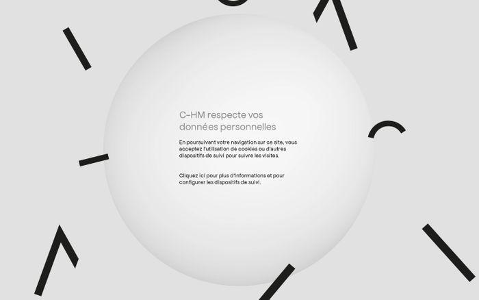Screenshot of C-HM Conseil - Créez gratuitement votre société