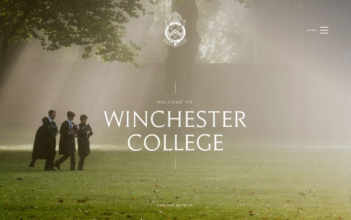 Screenshot of Winchester College | Independent Boys' Boarding School
