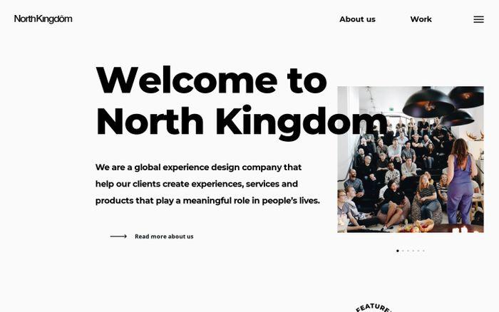 Screenshot of North Kingdom