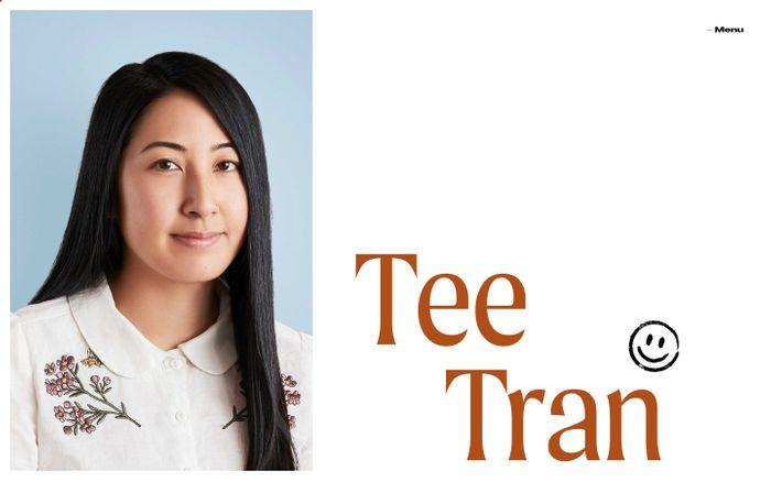 Screenshot of Tee Tran