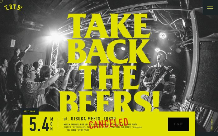 Screenshot of Take Back The Beers!