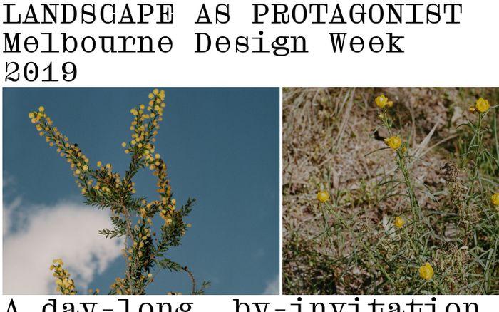 Screenshot of Landscape As Protagonist – Landscape as Protagonist