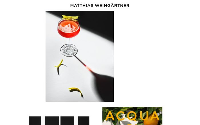 Screenshot of Matthias Weingärtner