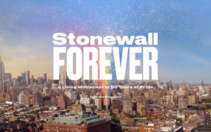 Screenshot of Stonewall Forever
