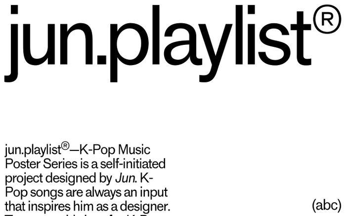 Screenshot of jun.playlist