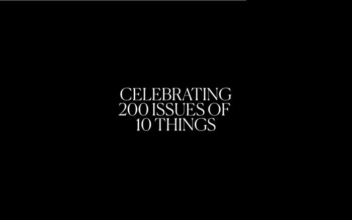 Screenshot of Celebrating 200 issues of 10 Things | Your Majesty Co.
