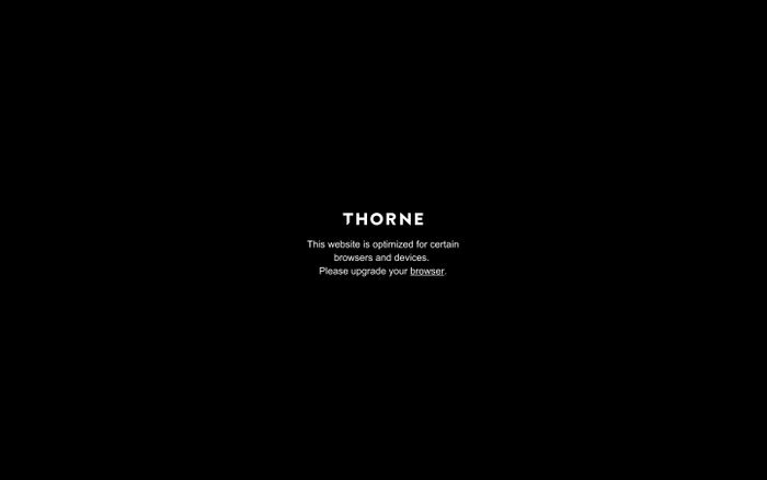 Screenshot of Thorne presents: The Frontier Within