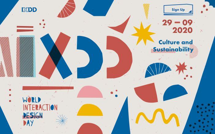 Screenshot of World Interaction Design Day