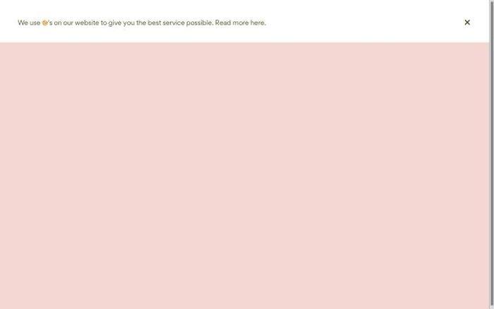 Screenshot of null