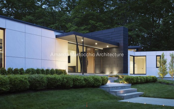 Screenshot of Amanda Martocchio Architecture I Connecticut Residential Architect