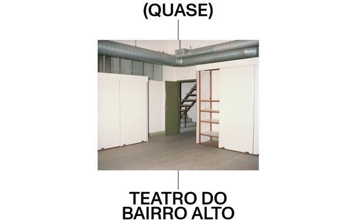 Screenshot of (Quase) Teatro do Bairro Alto