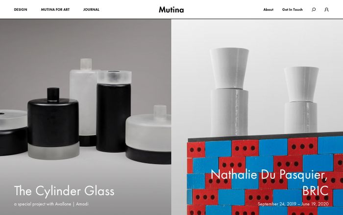 Screenshot of Mutina