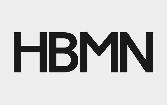 Screenshot of HBMN - Portfolio of Sean Hobman website