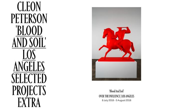 Screenshot of Cleon Peterson