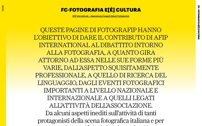 Screenshot of FC·FOTOGRAFIA E[É] CULTURA | FC•FOTOGRAFIA[É]CULTURA