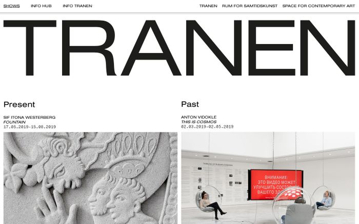 Screenshot of Tranen