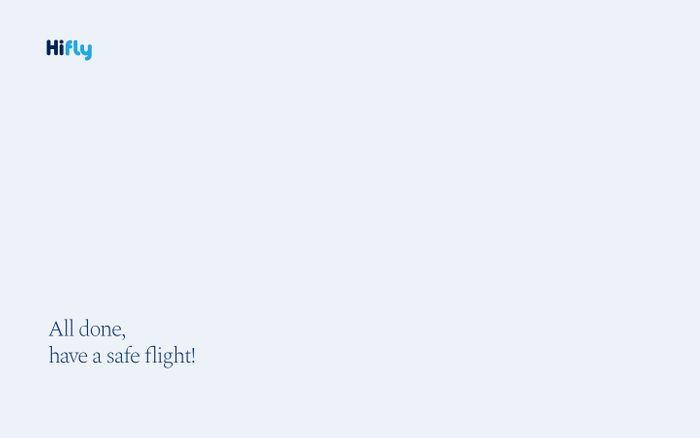 Screenshot of Hi Fly