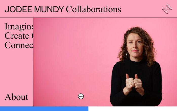 Screenshot of Jodee Mundy