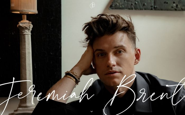 Screenshot of Jeremiah Brent